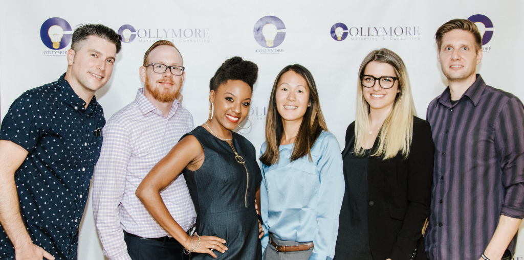 collymore marketing and consulting team