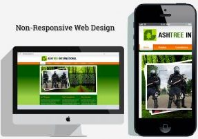 traditional-Non-responsive-web-design